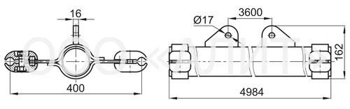 3ps1 1 - Распорки специальные типа РС, 2РС, 3РС