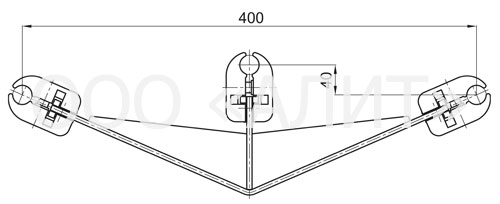 3ps7 - Распорки специальные типа РС, 2РС, 3РС