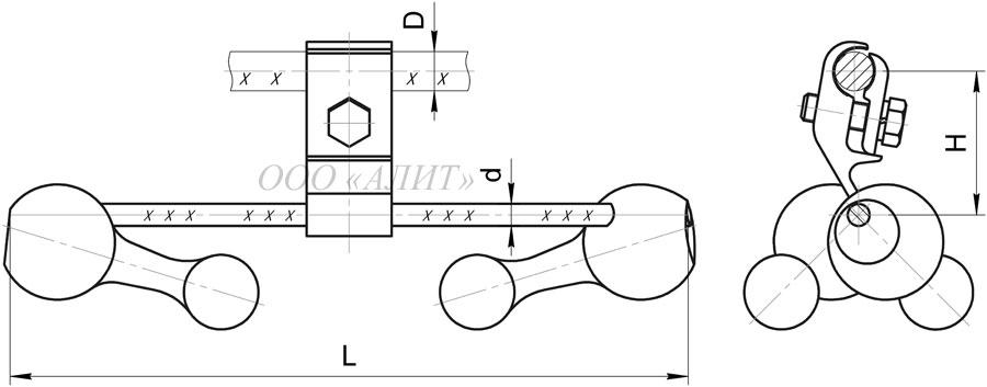 Gasiteli1 - Гасители вибрации типа ГВП