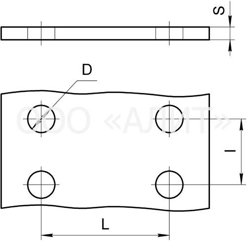 KG 122 - Узлы крепления типа КГ