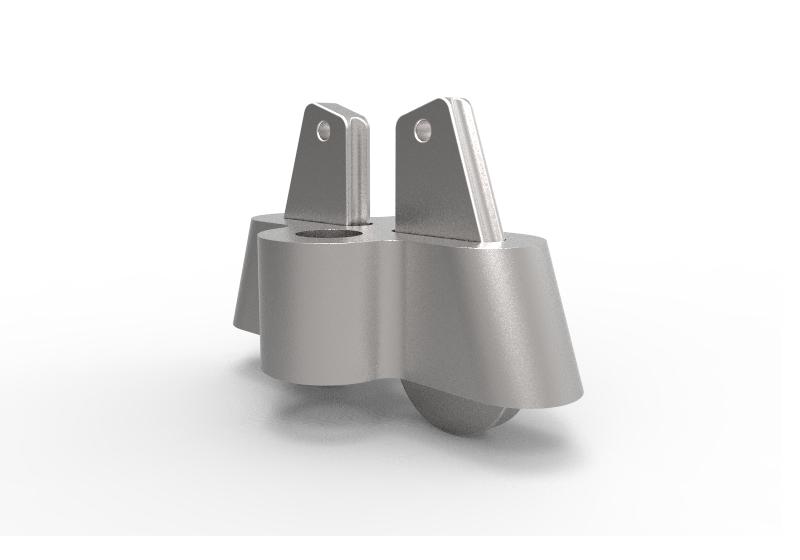Зажимы одно-, двухклиновые, клинья для стальных канатов - KL-2-1-1.png - файл2785