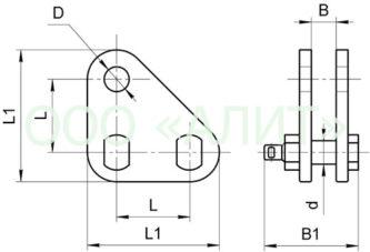 PTM 3A1 333x227 - Звенья промежуточные монтажные типа ПТМ