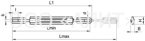 PTR - Звенья промежуточные типа ПТР