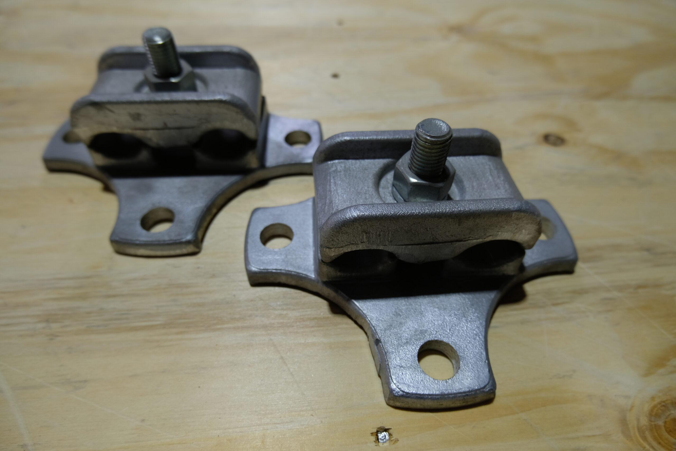 2AA 4 3 scaled - Зажимы опорные типа 2АА